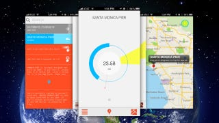 Crowsflight Guides You to Your Location Without Wasting Battery