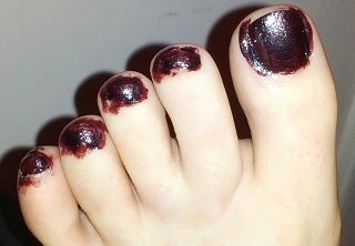 Illustration for article titled Girl's Night In: Why You Should Never Let Me Paint Your Nails