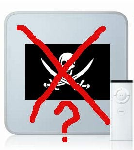 Illustration for article titled Pirate Fighting Rumor: Apple Locking Hacked Apple TVs?