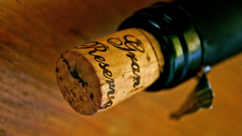 Illustration for article titled Wrap Corks with Wax Paper to Easily Reseal and Reopen Wine Bottles