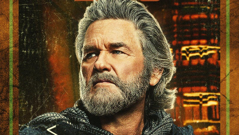 Kurt Russell as Ego in Guardians of the Galaxy Vol 2. All Images: Disney
