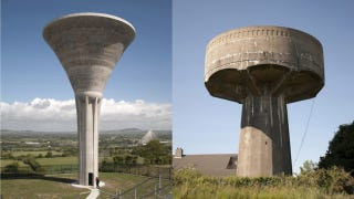Illustration for article titled Ireland Has Some Awesome-Looking Water Towers