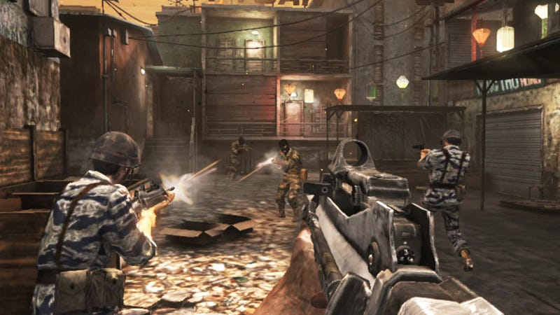 Illustration for article titled Black Ops: Declassified Has A Promising Gamescom Debut, But The Jury's Still Out