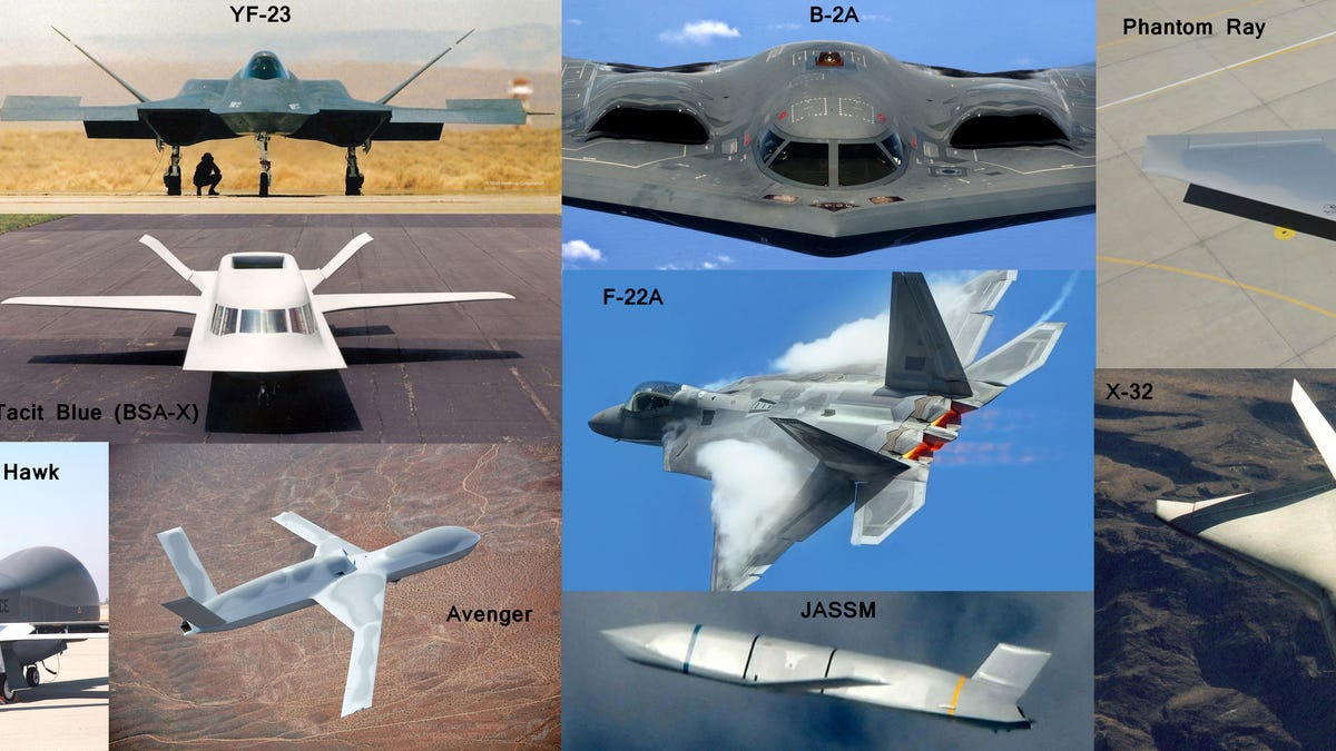 Never Seen Photos Of Boeings 1960s Stealth Jet Concept That F 22 Raptor Engine Diagram Predicted The Future