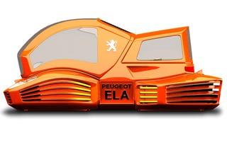Illustration for article titled Peugeot ELA Gallery