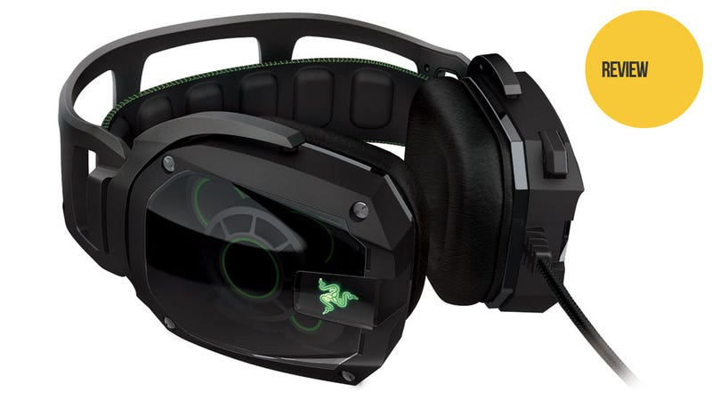 The First True 7.1 Surround Sound Headset Makes Me Want to Buy a