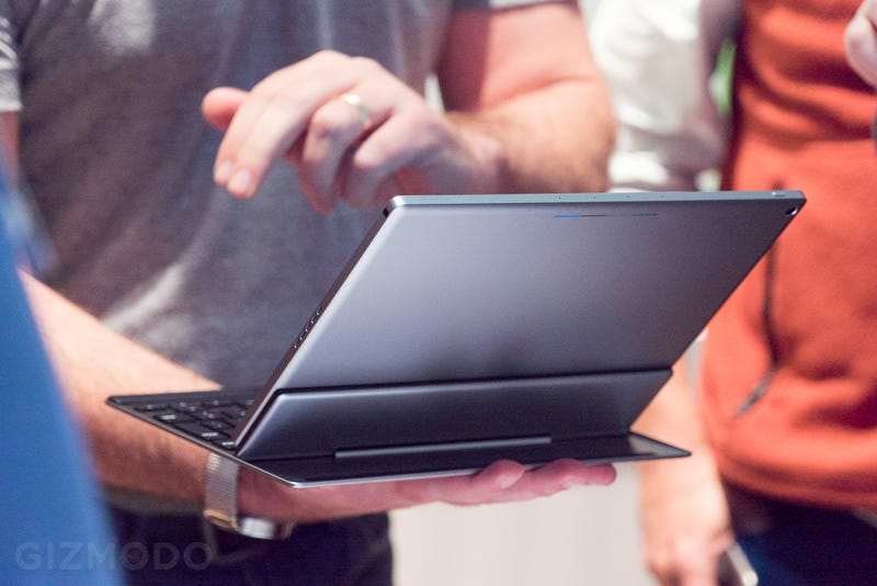 Illustration for article titled Pixel C Hands-On: This Machine Gives Good Handfeel But Has Some Issues