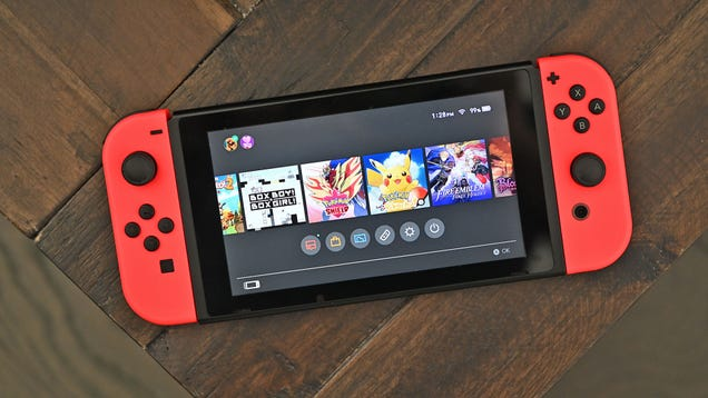 Nintendo Promises the Switch Shortage Will End Soon