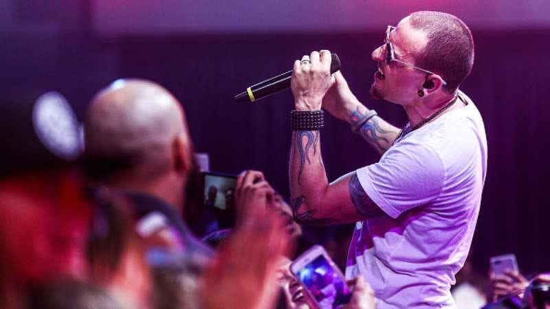 Chester Bennington (Photo: Rich Fury/Getty Images for iHeartMedia)