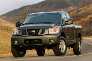 Illustration for article titled Chrysler To Produce Full Size Trucks For Nissan, What The Truck?