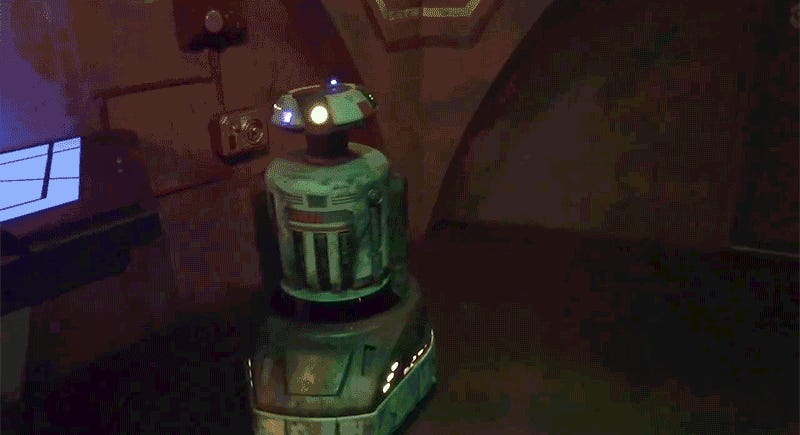 Disneyland Is Testing New Interactive Droids That Will Roam Its Expanded Star Wars Lands