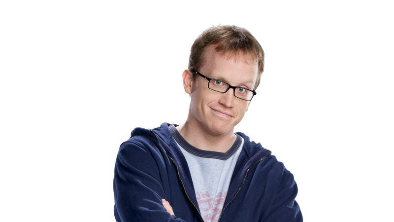 Illustration for article titled Chris Gethard explains his new IFC deal and how he makes his public-access show