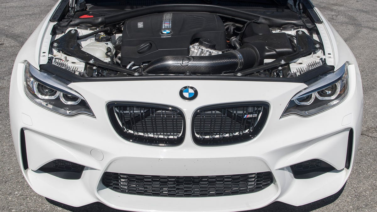 Here's What A BMW M2 Can Do With $28,000 In Upgrades