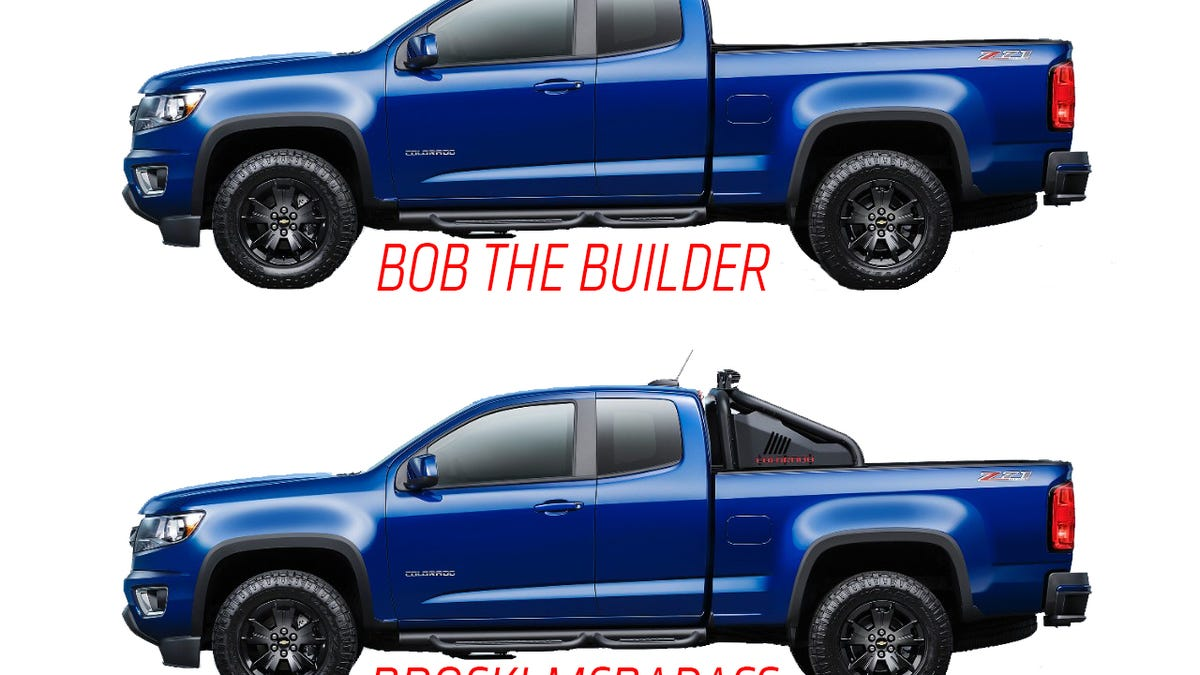 I Hope This Chevy Trail Boss Means Roll Bars Are Making A