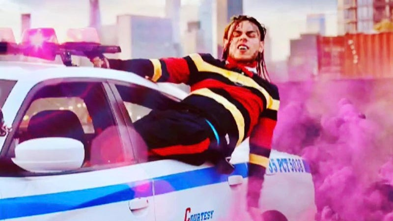 Tekashi 6ix9ine Arrested and Facing Life in Prison