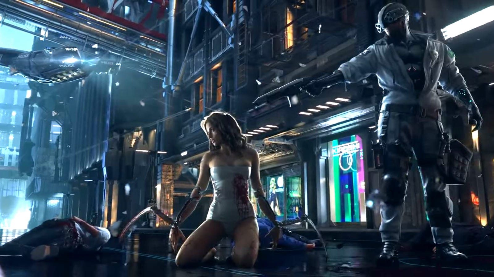 Video Game Maker Sparks Outrage With Trademark of 'Cyberpunk'