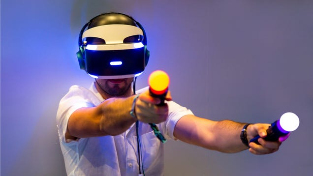 Contact Sony ASAP to Get Virtual Reality on Your PlayStation 5