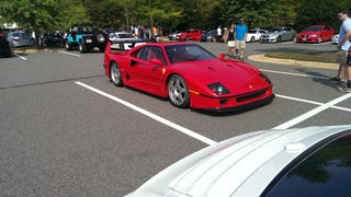 Spotted at C&C Fair Lakes, VA