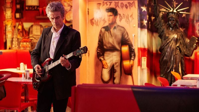 Doctor Who trades epic for personal in a poignant finale