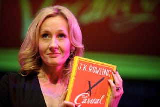 Illustration for article titled JK Rowling Isn't Tolerating Bullies on Twitter Anymore