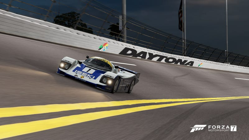 Illustration for article titled The Fourth Annual Oppositelock 2.4 Hours Of Daytona Is In One Hour (BUILD RULES FINALIZED)