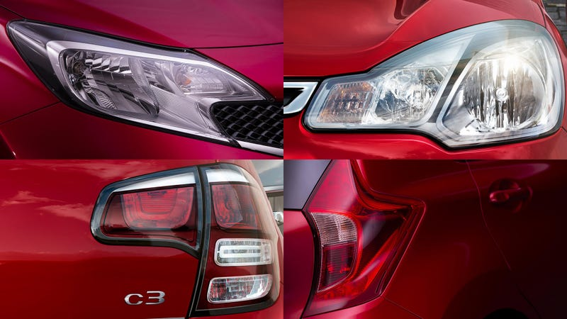 Illustration for article titled New Euro Hatchbacks: Nissan Note or Citroen C3?