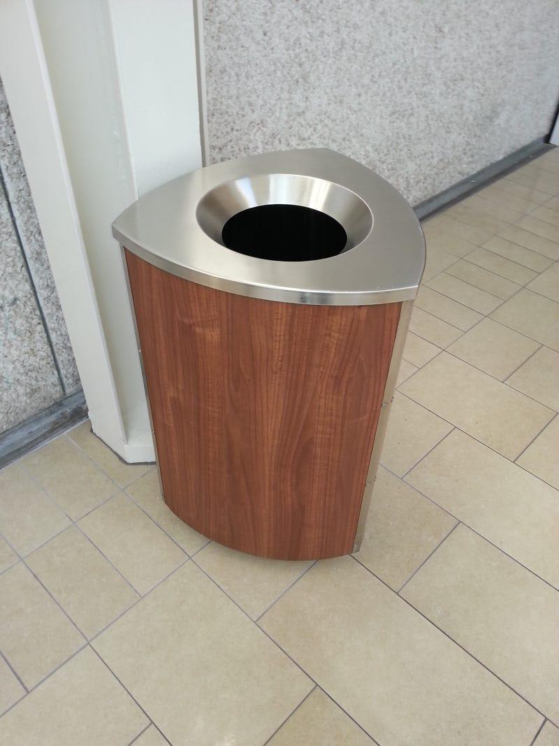 Illustration for article titled Wankel Wastebasket Wednesday