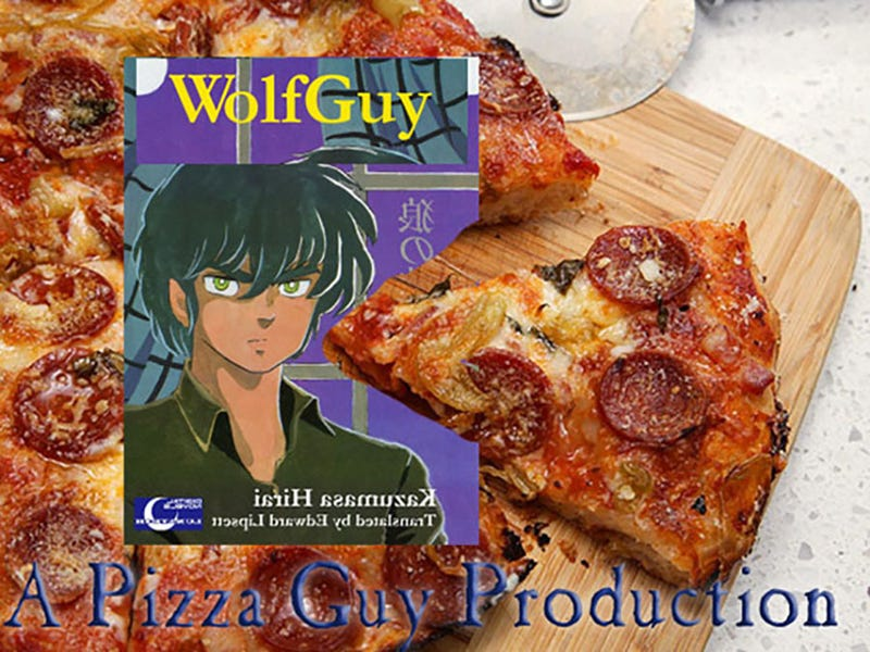 Illustration for article titled Cooking with TAY: The WolfGuy, Chicken BBQ Pizza Review