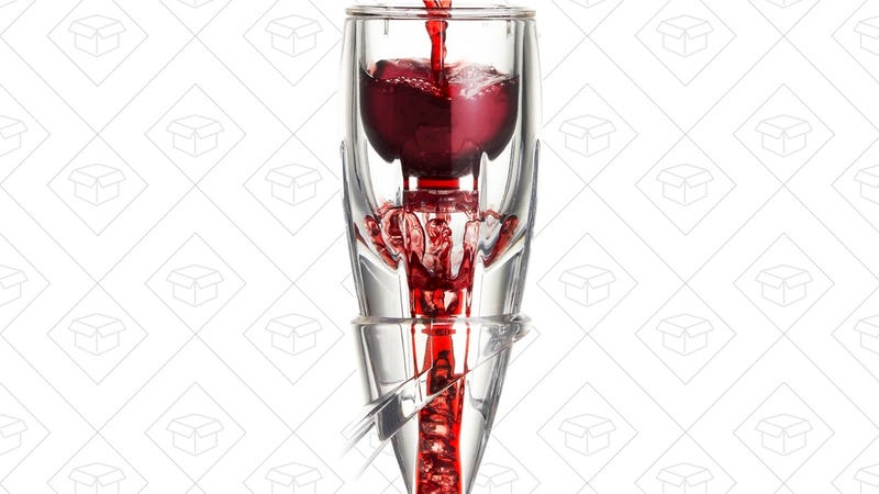 Vintorio Wine Aerator   $24   Amazon