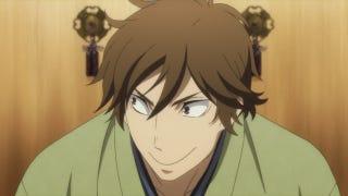 Illustration for article titled Showa Genroku Rakugo Shinju Episode 01