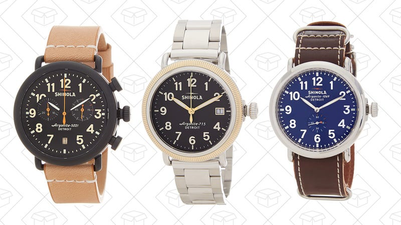 Nordstrom Rack's Shinola sale