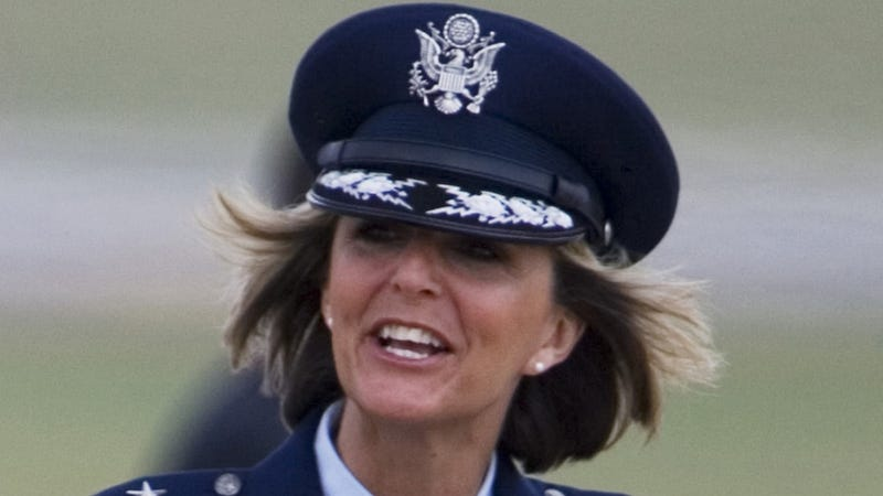 Illustration for article titled Air Force Names Actual Woman to Head Sexual Assault Prevention Program