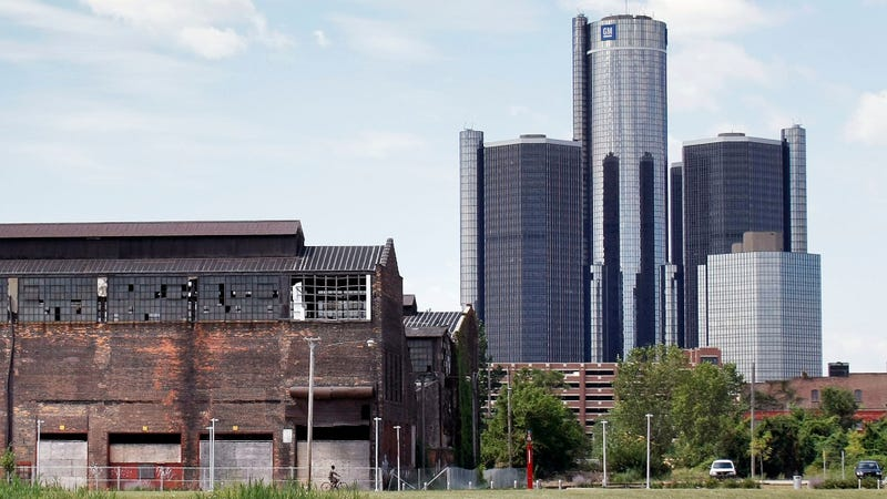 Illustration for article titled GM Thought About Selling Its Detroit Headquarters: Report