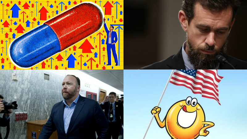 Clockwise from top left: Elena Scotti/Gizmodo/Getty Images; Drew Angerer (Getty); SpaghettiOs; AP.