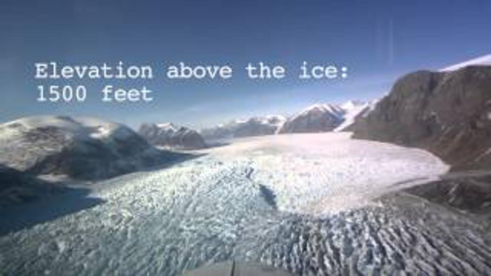 Acompaña a la NASA en este relajante viaje por el Ártico