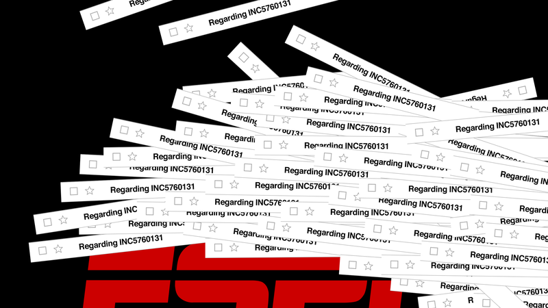 Illustration for article titled ESPN Brought To Its Knees By Reply Allpocalypse