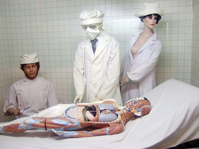 Japanese sex museums are where your sanity goes to die (NSFW)