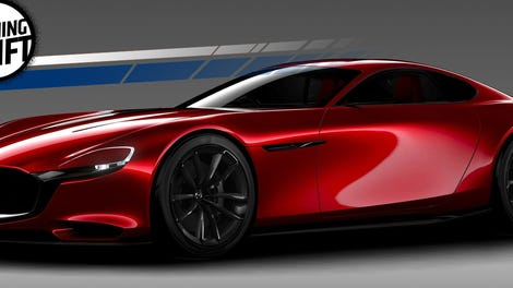 Mazda Says It S Still Working On A Rotary Engine As Plans To Go Upmarket
