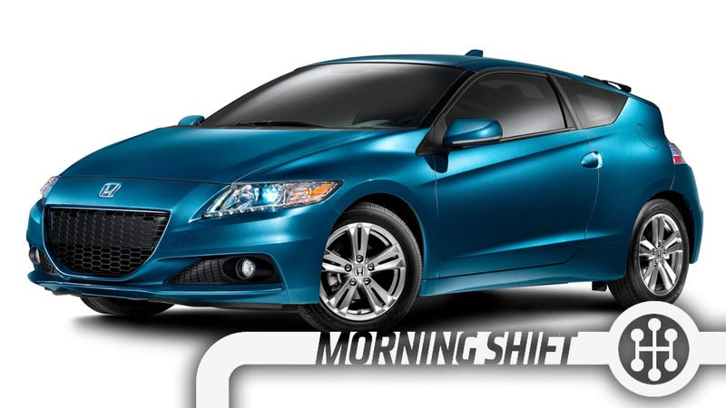 Illustration for article titled The Honda CR-Z Is Nearly Dead (In Japan)