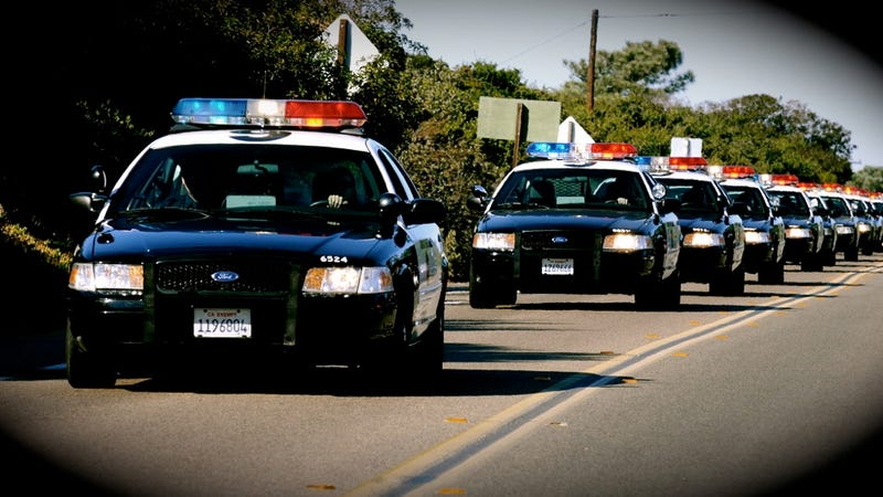 police hoard crown vic cop cars before ford kills them