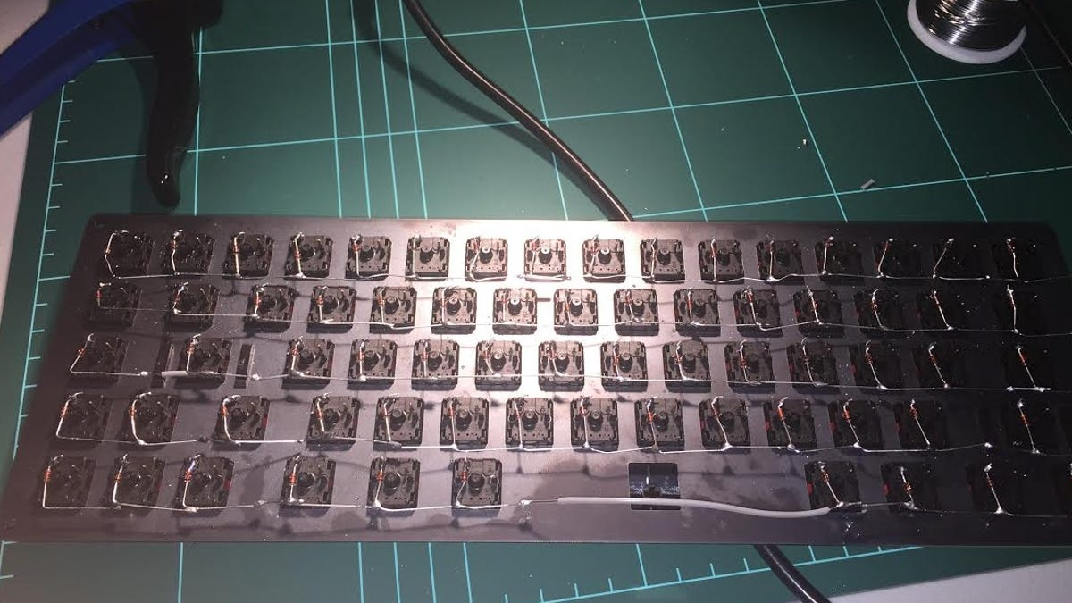 I Built a Keyboard from Scratch