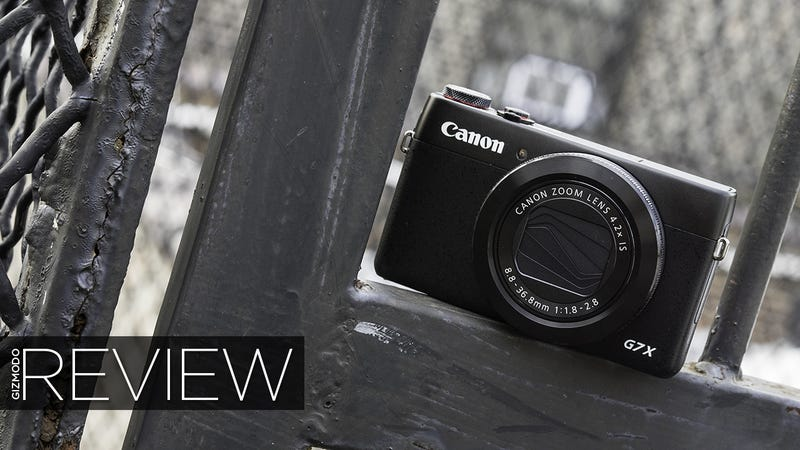 Illustration for article titled Canon G7 X Review: Canon's Best Point-and-Shoot Camera in Years