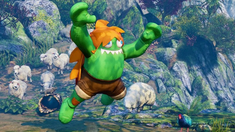 Illustration for article titled The Weekend In Esports: Another Season, Another Reason To Love Blanka