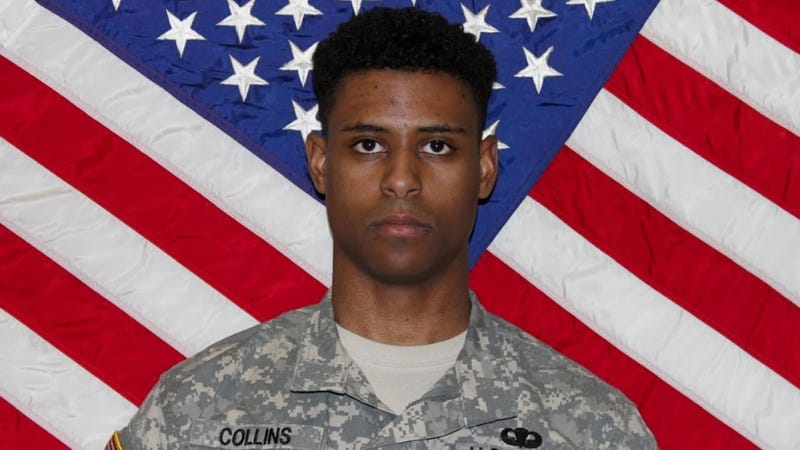 Richard Collins III (U.S. Army via the Associated Press)