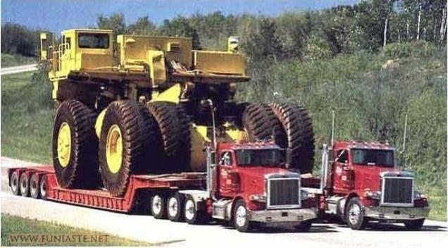 quarry trucks - Don't all It a Dump ruck: his Massive Mineral Hauler ransforms ...