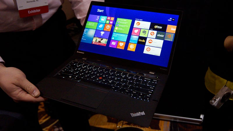 Illustration for article titled Lenovo Just Made The X1 Carbon Even Cooler