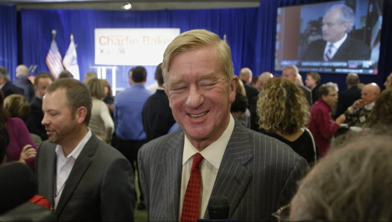 Bill Weld in 2014. Photo via AP