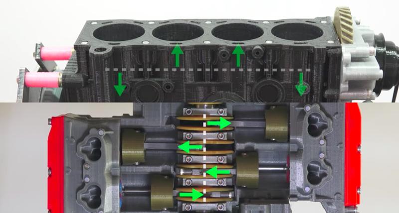 4 Cylinder Boxer Engine Diagram