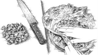 Illustration for article titled Save Time Cleaning Up After Cooking with a Single Mise en Place Bowl