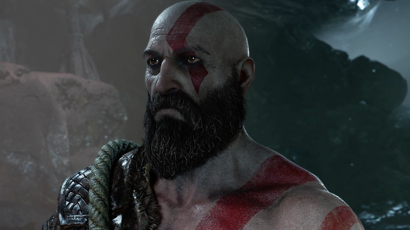 Illustration for article titled The New God of War Might Finally Make Kratos Interesting